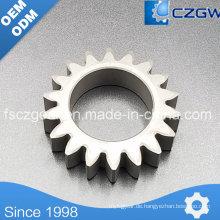 High Precision Customized Getriebe Zahnrad Zahnrad für verschiedene Maschinen