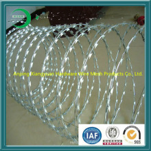 Specailly Designed Barbed Protection Fence