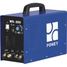 WIG / MMA-Schweißmaschine CE-zertifiziert (WS-160/180/200)