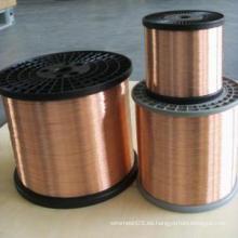 Alambre de cobre de 0.10-3.0mm CCAM para cable