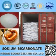 Bicarbonato de sodio de gran tamaño de partículas