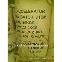 Caoutchouc produits chimiques accélérateur DTDM, no CAS NO.:103-34-4