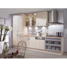 Fábrica de preços competitiva diretamente armário de cozinha com melamina
