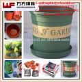 2019 hot new products urn flower pot molds Custom household plastic Flower pot mould