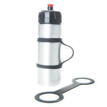 Soporte de silicona para botella de agua deportiva para corredores