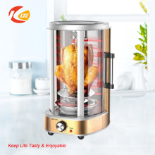 Automatic electric rotating chicken roaster machine