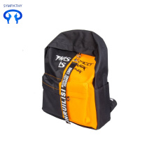 Color matching school bag fashionable travel backpack