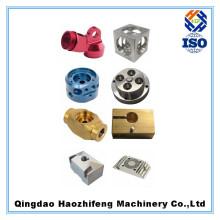 Peças de alumínio fazendo à máquina do CNC de Precisoin do serviço
