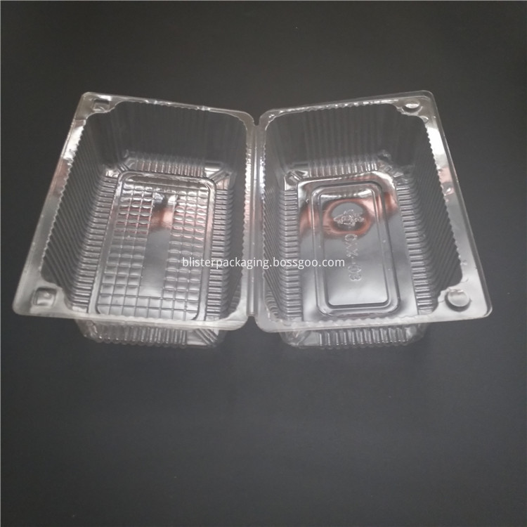 plastic tray food package