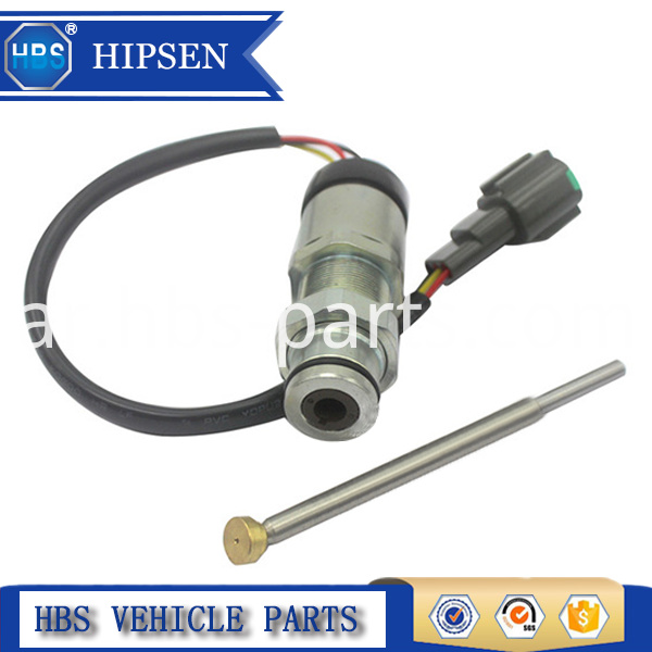 Hitachi Main Pump Solenoid Valve