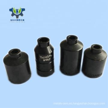 Carcasa profesional de aluminio de precisión profesional.