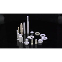 customized high precision industrial zirconia ceramic piezoelectric ceramic screw sleeve