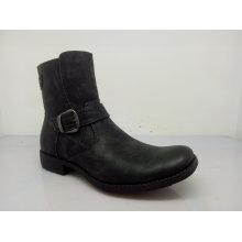 Botas altas de los hombres del tobillo de los fabricantes (NX 544)