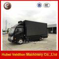Camion publicitaire Foton 4X2 LED à vendre