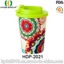 Caneca de café nova do curso da parede do dobro do tipo (HDP-2021)