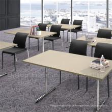 Mesa de conferência de estilo simples estável usada (SP-FT408)