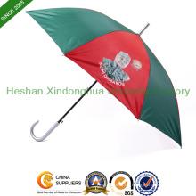 Maßgeschneiderte Marke Walking Regenschirm für Afrika-Markt (SU-0023B)