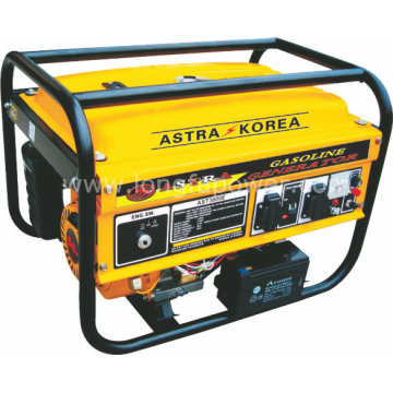 Tragbarer Benzin-Generator 7.0HP 4kVA Astra Korea