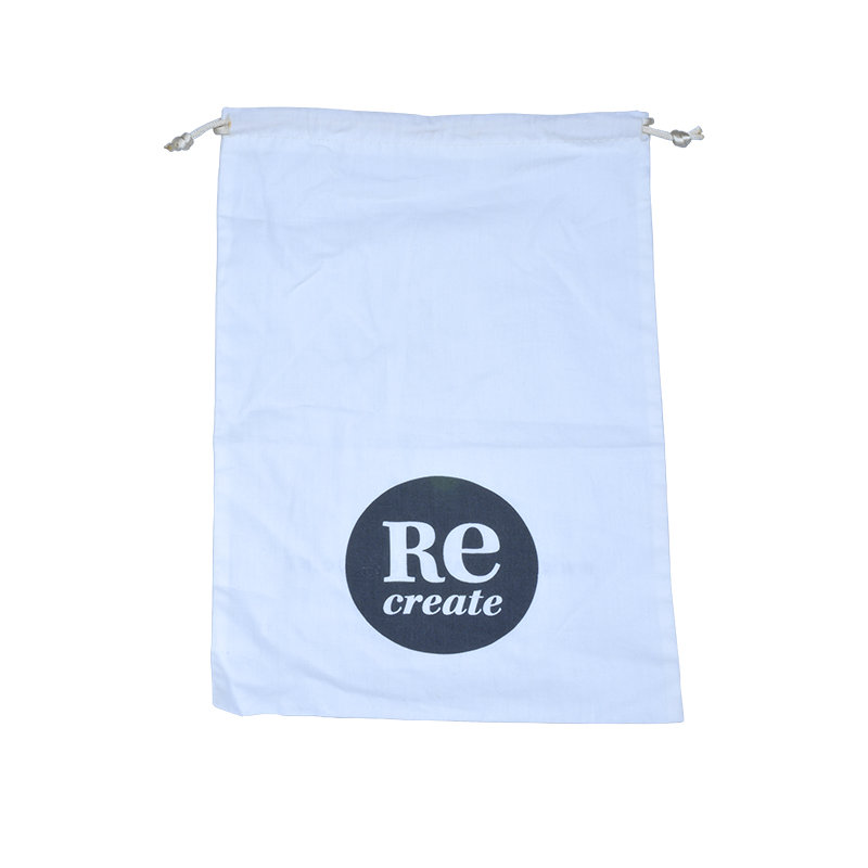Drawstring Cotton Bag