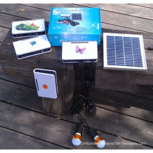 Solar Power Supply LED Lighting Kits System Support in Price and Quality for Customer