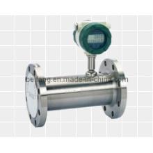 Medidor de flujo del impulsor de gas