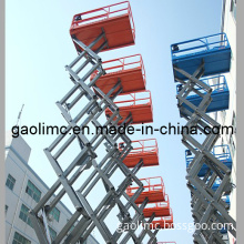 Automatic Scissor Lift with CE Standard