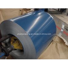 Tôle d'acier galvanisée par IMMERSION chaude / bobine en acier pour la construction