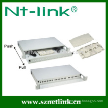 24 Cores Fiber Optic Patch Panel
