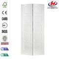 6 Panel Bi-folding Bi Fold Interior Folding Door