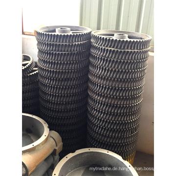 Turbine für Stahlbiegemaschine