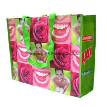 Experienced Manufacturer Supermarket Shopping Matt Laminated PP Non Woven Bag