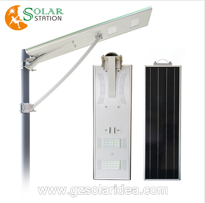 OEM LedsSolar Street Light With Battery Backup