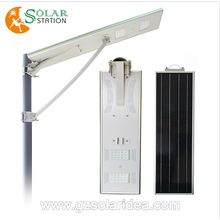 Off Grid Rechargeable 40W Solar Street Light Led