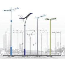 Alta qualidade tipo braço duplo poste de luz