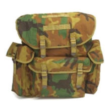 100% Cotton Canvas Military Backpack, OEM Orders Welcomed