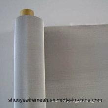 Pano de malha de arame de aço inoxidável para filtro