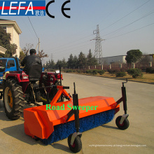 4 Wd Tractor Use Road Sweeper 200kgs com Ce