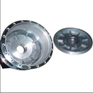 Boîte de protection en aluminium et moulage sous pression