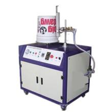 Une Station simple bouteille flamme traitement Machine