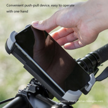 Factory Outlet Bicycle Mobile Phone Holder Adjustable Super Light Quick Release Rotatable Mobile Phone Holder ABS Bicycle Accessories