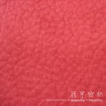 Elefante de piel a gamuza poliester tela de tapicería