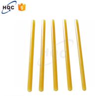 J17 3 16 9 eva hot melt pegamento hot melt pegamento película amarillo hot melt pegamento stick para embalaje