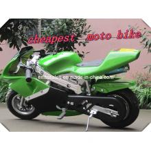 Mini Pocket Bike (2% Easy Broken Spar Parts for Free) Et-Pr204