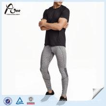 Hombre Venta al por mayor más Spandex tamaño personalizado corriendo pantalones