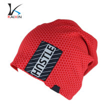 Thick soft warming winter cheap blank acrylic knitted beanie