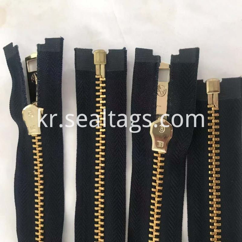 Metal Zippers Australia