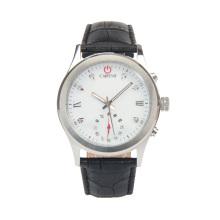 Fashion luxury OEM brand custom design waterproof 24k gold watch