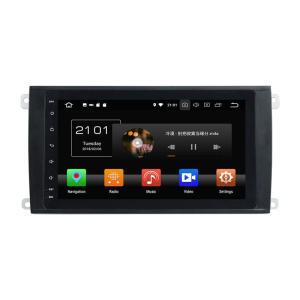 Cayenne 2010 Auto Radio Audio Headunit