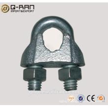 Din741 câble Clip pince de fer malléable