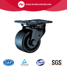 Low Center of Gravity Caster wheel